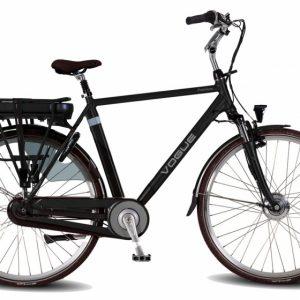 Vogue Premium 28 Inch 56 cm Heren 7V Rollerbrake Zwart