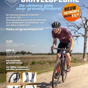 Fiets Gravelspecial 2021
