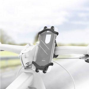 Hama Smartphonehouder voor op de fiets Geschikt voor: Universeel Breedte (max.): 80 mm